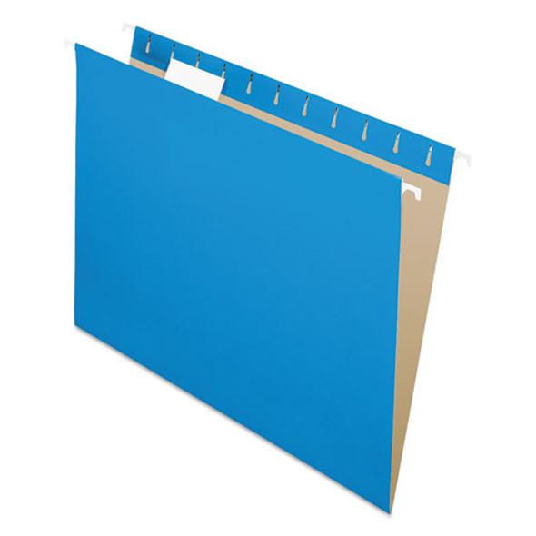 Pendaflex Colored Hanging Folders