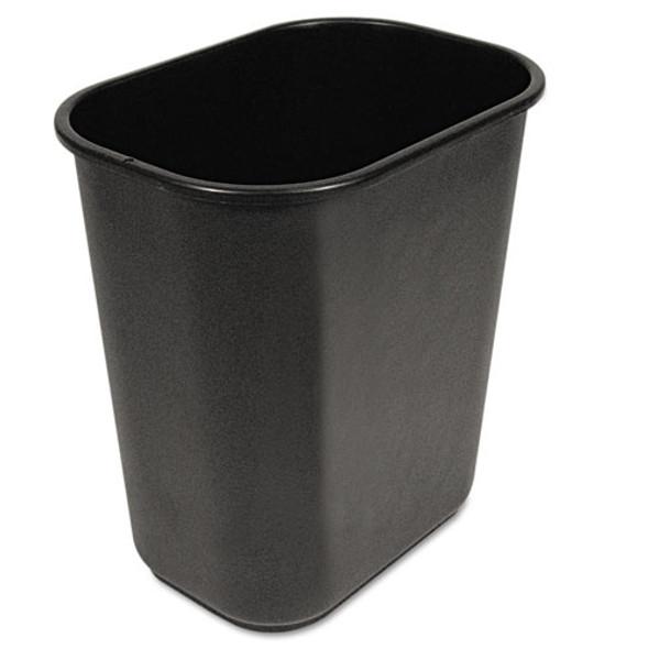 Boardwalk Soft-Sided Wastebasket - BWK28QTWBBLA