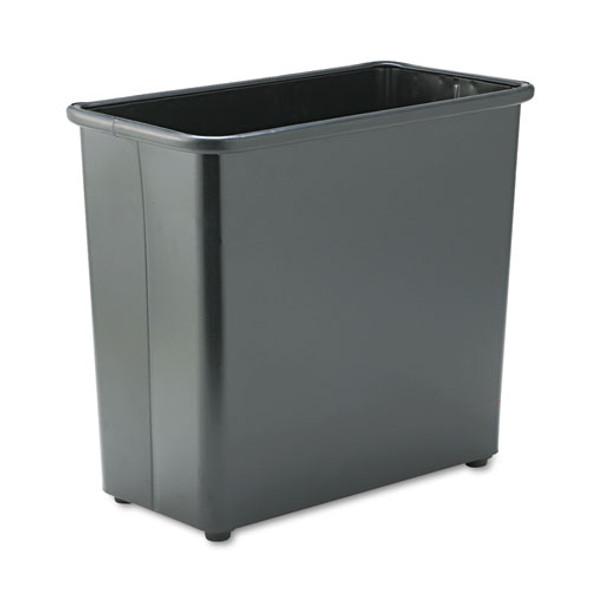 Safco Square and Rectangular Wastebasket