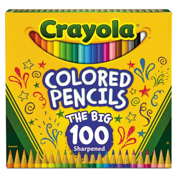 Crayola Colored Pencil Set - CYO688100