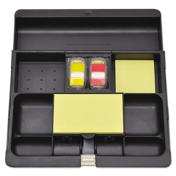 Post-it Recycled Plastic Desk Drawer Organizer Tray