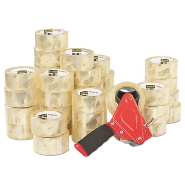 Scotch 3750 Commercial Grade Packaging Tape - MMM3750CS36ST
