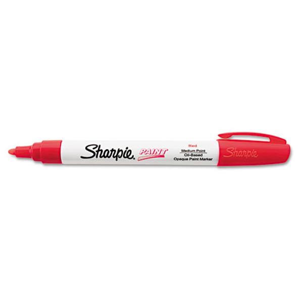 Sharpie Permanent Paint Marker - SAN35550