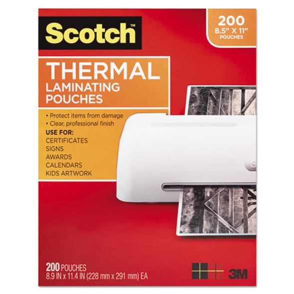 Scotch Laminating Pouches - MMMTP3854200