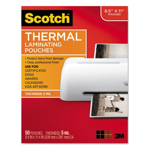 Scotch Laminating Pouches - MMMTP585450