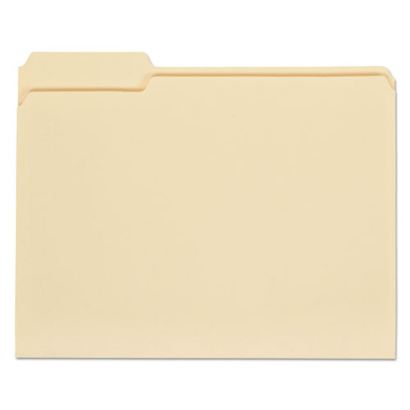Universal Top Tab Manila File Folders - UNV12113