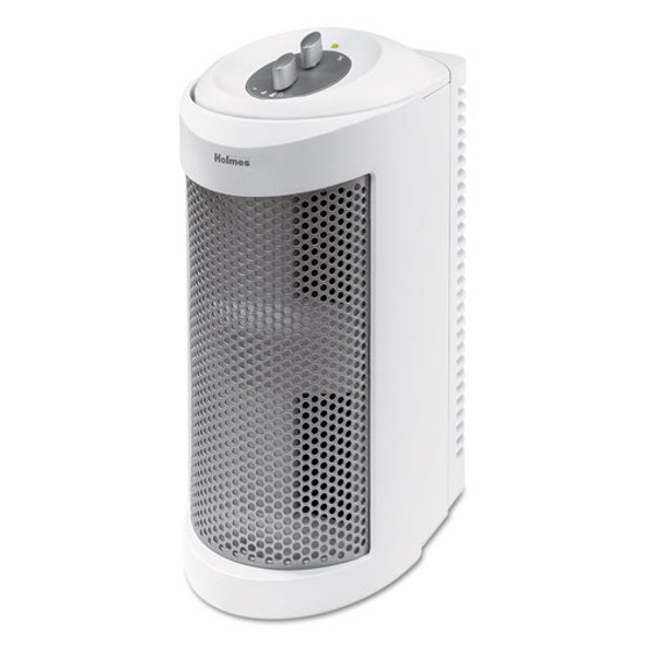 Holmes Allergen Remover Air Purifier Mini-Tower with True HEPA Filter