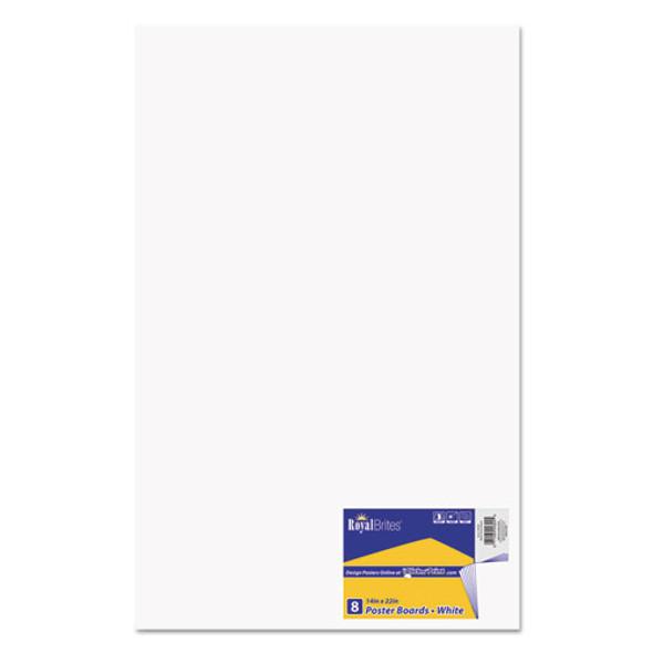 Royal Brites Premium Coated Poster Board
