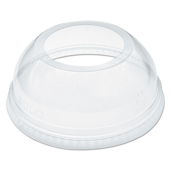 Dart Open-Top Dome Lid for Plastic Cups