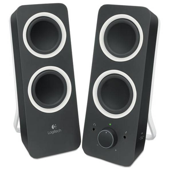 Logitech Z200 Multimedia 2.0 Stereo Speakers