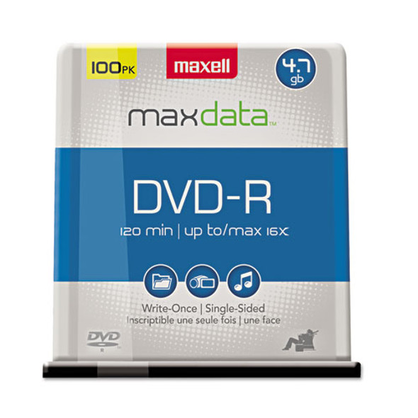 Maxell DVD-R Recordable Disc - MAX638014
