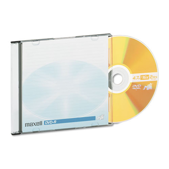 Maxell DVD-R Recordable Disc - MAX638004