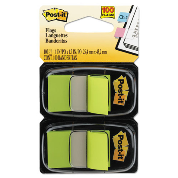 """Post-it Flags Assorted Color 1"""" Flag Refills - MMM680BG2"""