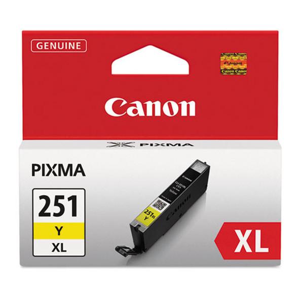 Canon CLI-251 Ink - CNM6451B001