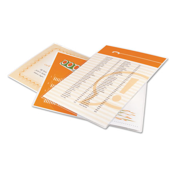 GBC UltraClear Thermal Laminating Pouches - GBC3745022