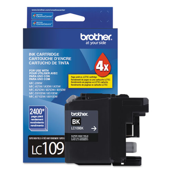 Brother LC109BK Ink