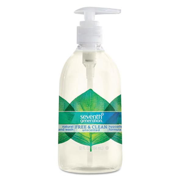 Seventh Generation Natural Hand Wash - SEV44729EA