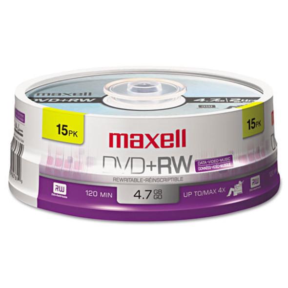 Maxell DVD+RW Rewritable Disc - MAX634046