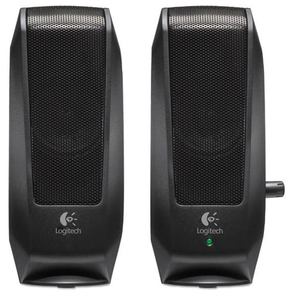 Logitech S120 2.0 Multimedia Speakers