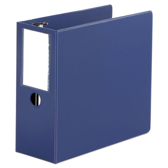 Universal Deluxe Non-View D-Ring Binder with Label Holder - UNV20710