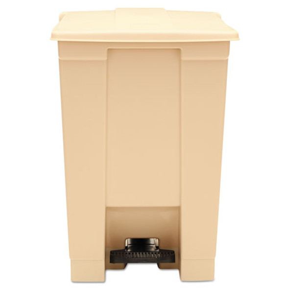 Rubbermaid Commercial Indoor Utility Step-On Waste Container - RCP6144BEI