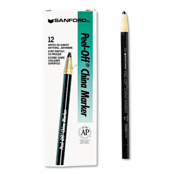 Sharpie Peel-Off China Markers - SAN2089