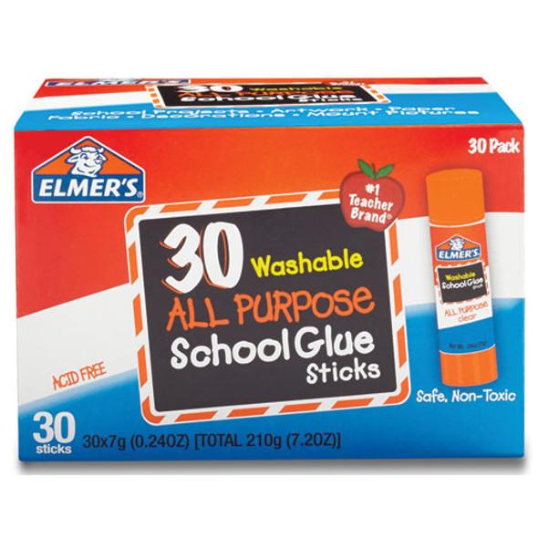 Elmer's Washable School Glue Sticks - EPIE556