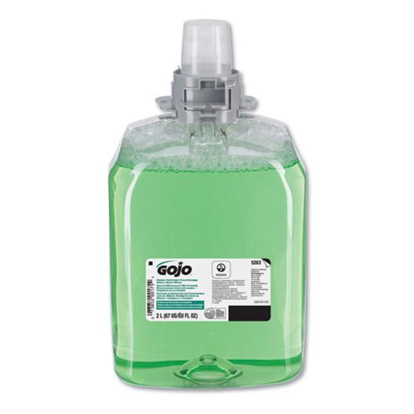 GOJO Green Certified Foam Hand, Hair & Body Wash