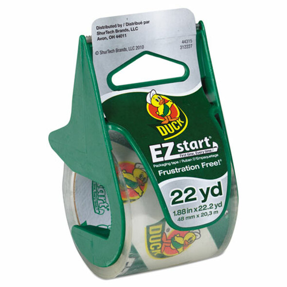 Duck EZ Start Premium Packaging Tape
