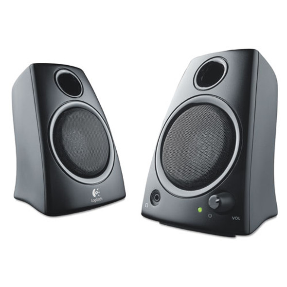 Logitech Z130 Compact 2.0 Stereo Speakers