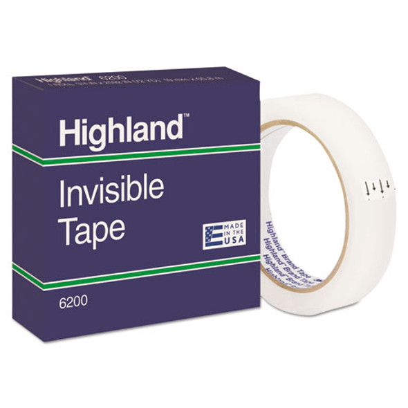 Highland Invisible Permanent Mending Tape - MMM6200342592