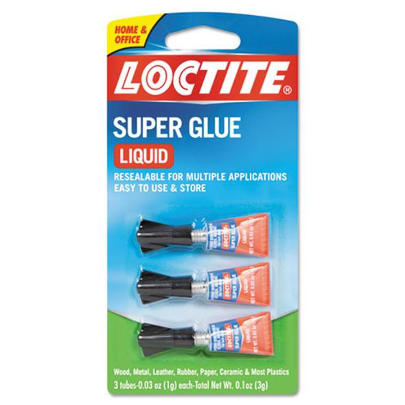 Loctite Super Glue 3-Pack