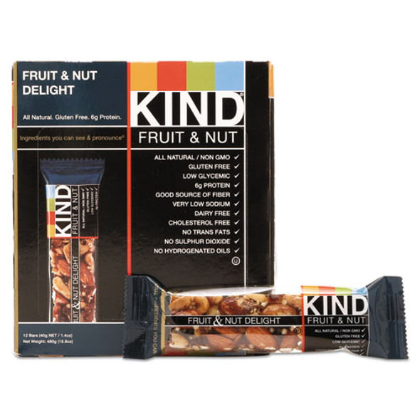 KIND Fruit and Nut Bars - KND17824