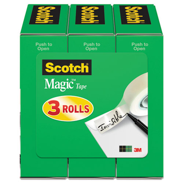 Scotch Magic Tape Refill - MMM810H3