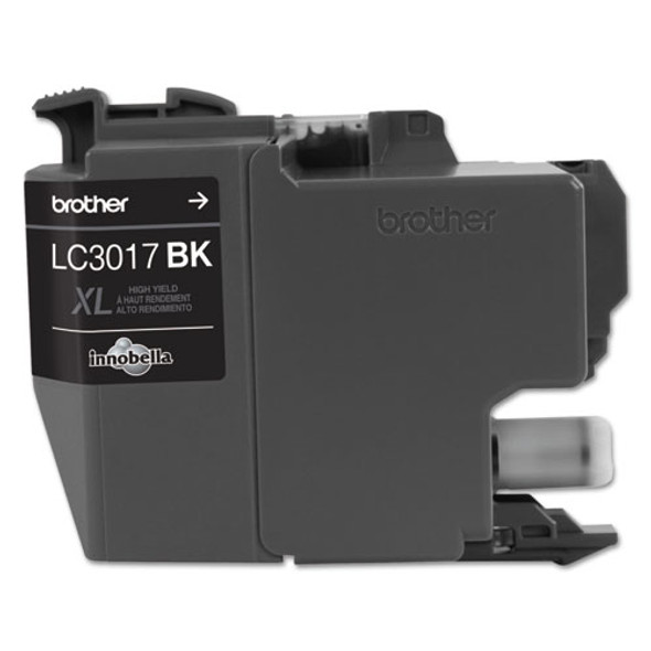 Brother LC3017BK, LC3017C, LC3017M, LC3017Y Ink