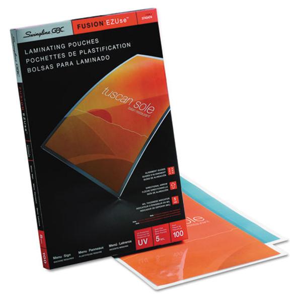 GBC EZUse Thermal Laminating Pouches - GBC3740474