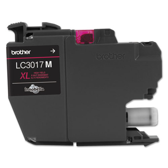 Brother LC3017BK, LC3017C, LC3017M, LC3017Y Ink - BRTLC3017M