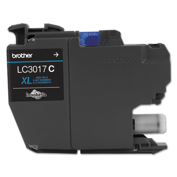 Brother LC3017BK, LC3017C, LC3017M, LC3017Y Ink - BRTLC3017C
