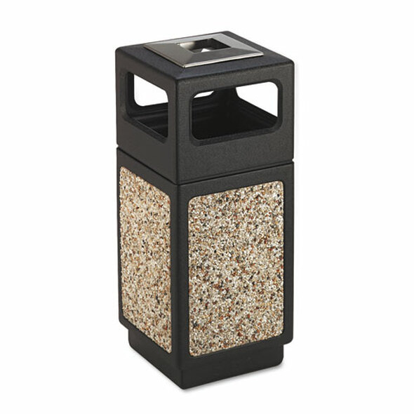 Safco Canmeleon Aggregate Panel Receptacles