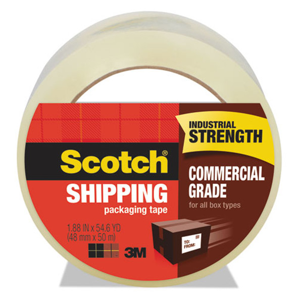 Scotch 3750 Commercial Grade Packaging Tape - MMM3750