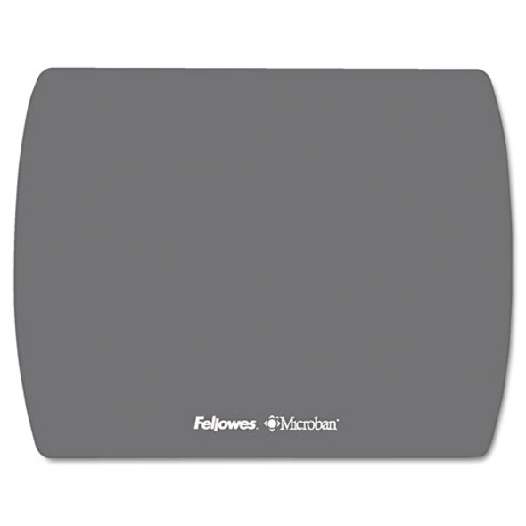 Fellowes Ultra Thin Mouse Pad with Microban - FEL5908201