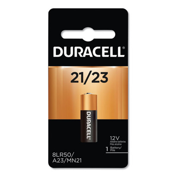 Duracell Specialty Alkaline Batteries - DURMN21BK