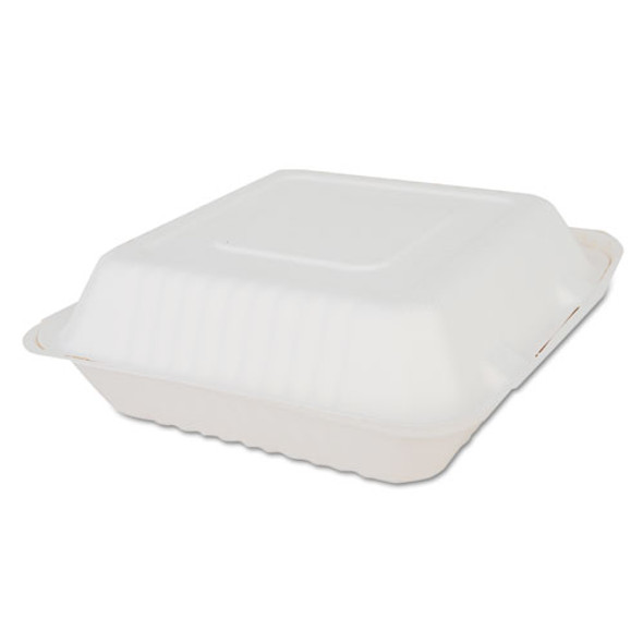 SCT ChampWare Molded-Fiber Clamshell Containers - SCH18935