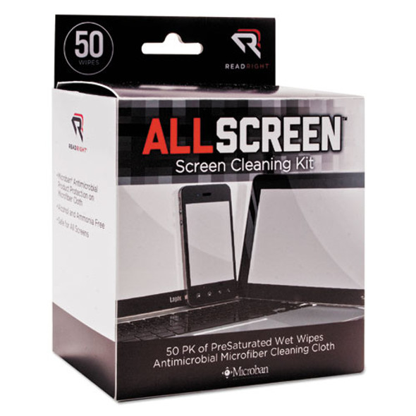 Read Right AllScreen Screen Cleaning Kit