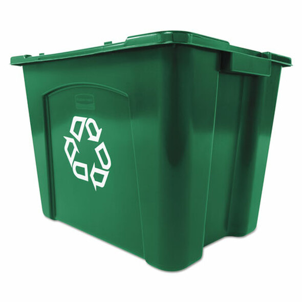 Rubbermaid Commercial Recycling Box