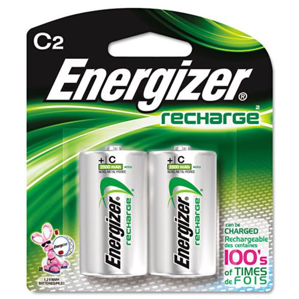 Energizer NiMH Rechargeable Batteries - EVENH35BP2