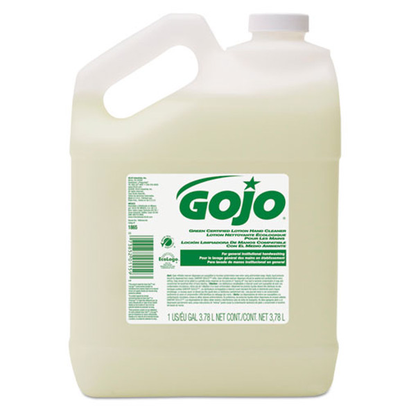 GOJO Green Certified Lotion Hand Cleaner