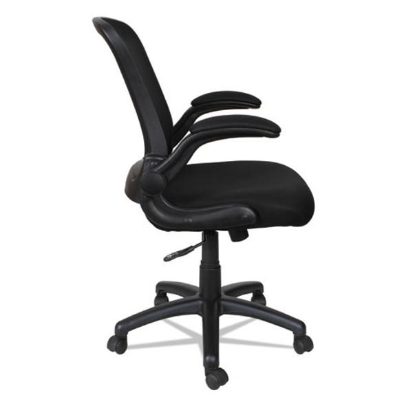 Alera EB-E Series Swivel/Tilt Mid-Back Mesh Chair