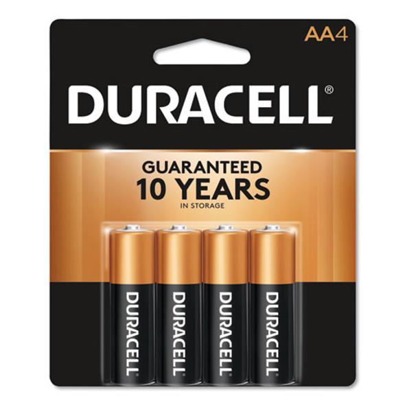 Duracell CopperTop Alkaline Batteries - DURMN1500B4Z
