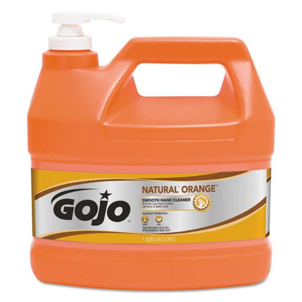 GOJO NATURAL ORANGE Smooth Hand Cleaner - GOJ094504